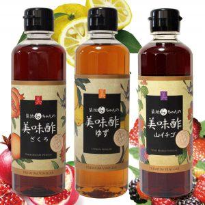 美味酢3種
